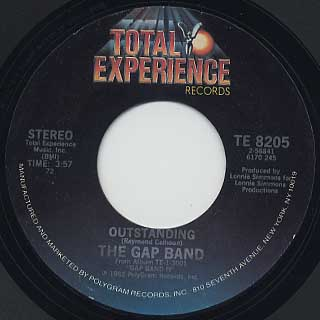 Gap Band / Outstanding
