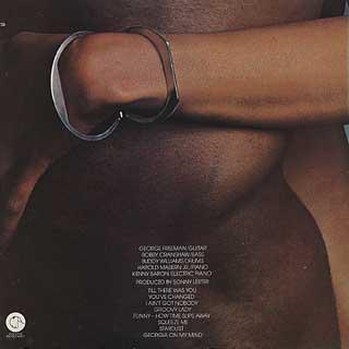 George Freeman / Man And Woman back