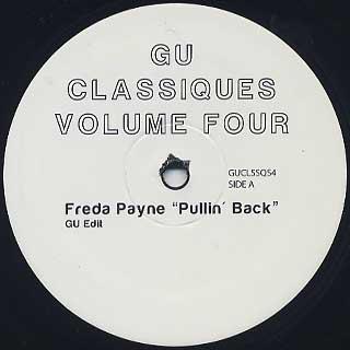 Glenn Underground / GU Classiques Vol. 4