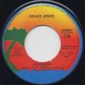 Grace Jones / Breakdown c/w Pull Up To The Bumper