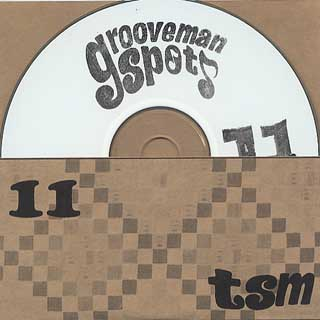 Grooveman Spot / The Stolen Moments Vol.11