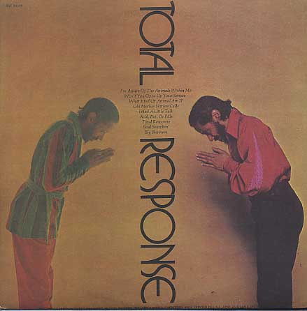 Horace Silver / Total Response back