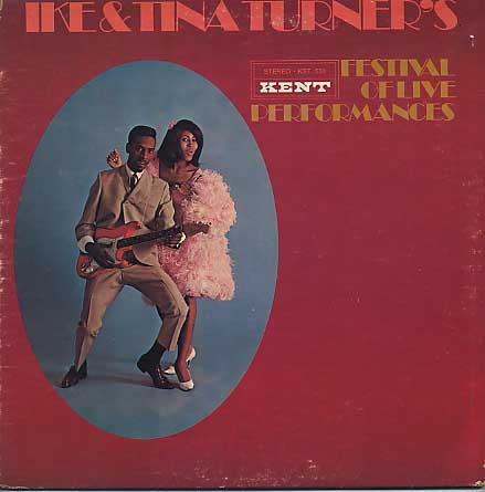 Ike & Tina Turner / Festival Of Live Performances