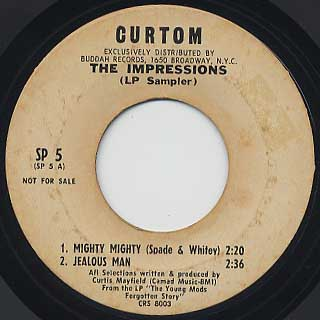 Impressions / LP Sampler