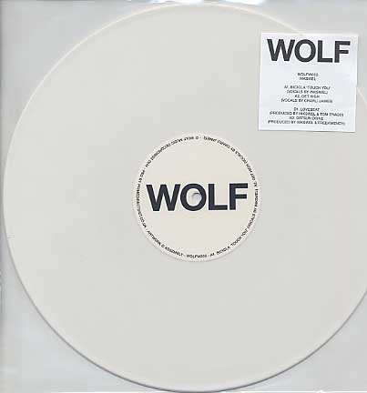 Inkswel / Wolf front