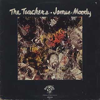 James Moody / The Teachers front