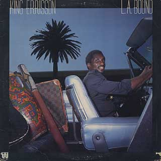 King Errisson / L.A. Bound front