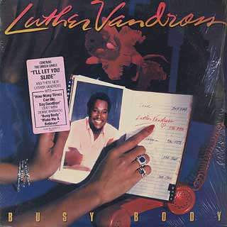 Luther Vandross / Busy Body