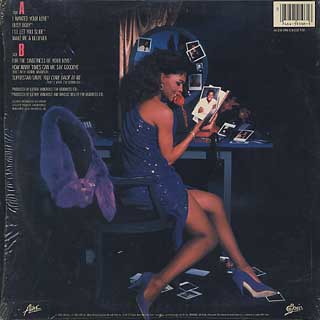 Luther Vandross / Busy Body back