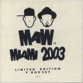 Masters At Work / Maw Miami 2003(4x7' Box Set)