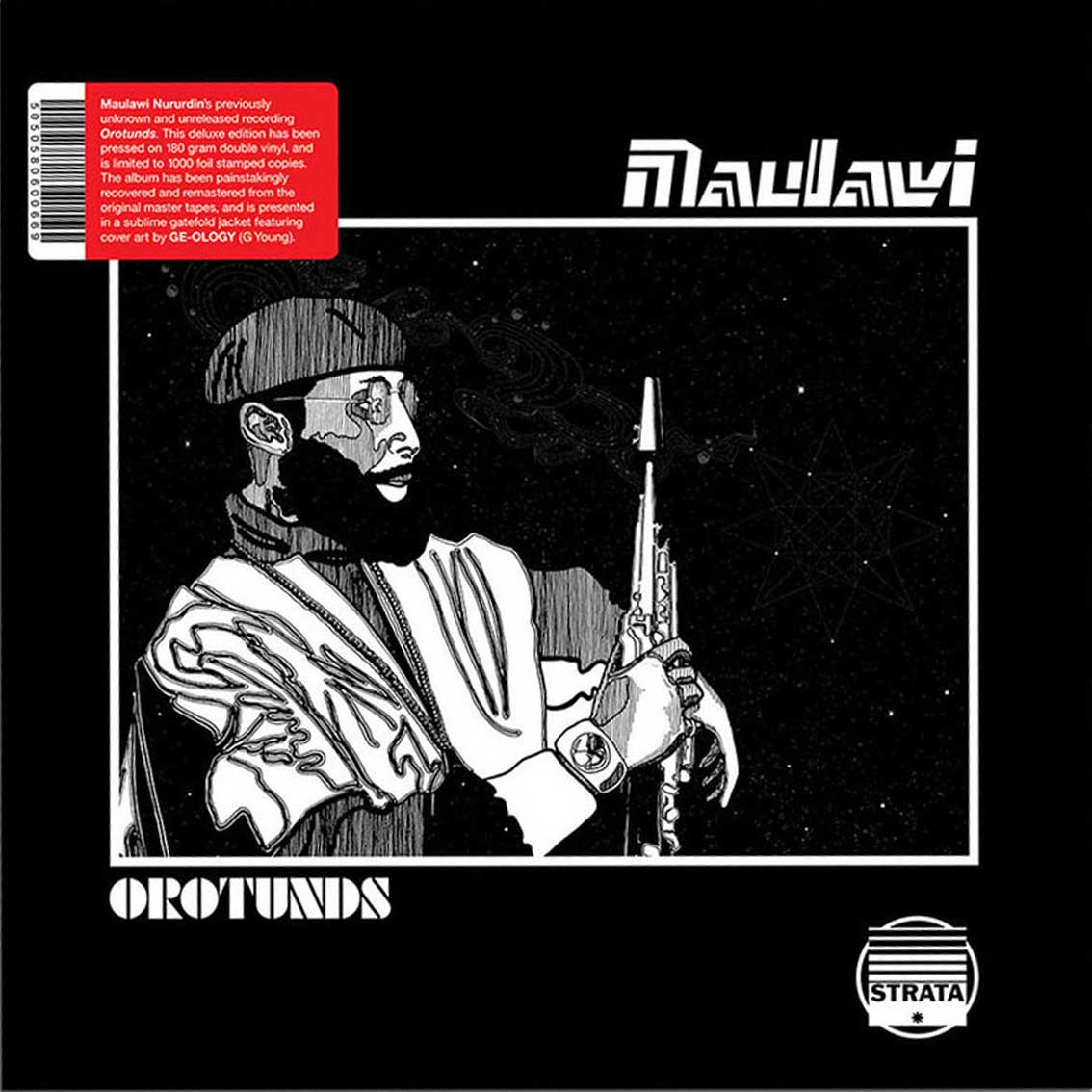 Maulawi / Orotunds (2LP) front