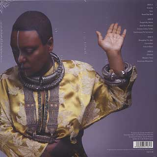 Meshell Ndegeocello / Comet, Come To Me back
