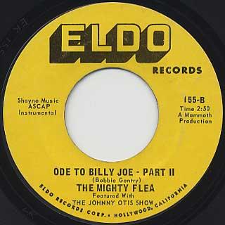 Mighty Flea / Ode To Billy Joe back