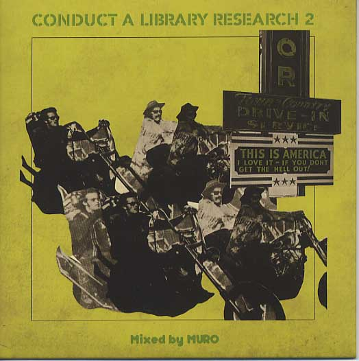 Muro / Conduct A Library Research 2