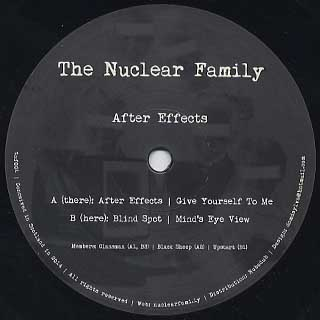Nuclear Family / After Effects