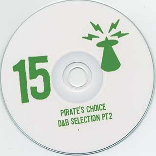 Pirate's Choice / D&B Selection Pt.2