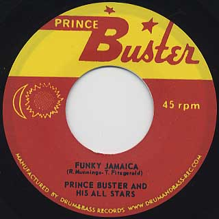 Prince Buster And His All Stars / Funky Jamaica