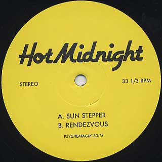 Psychemagik / Sun Stepper