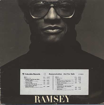 Ramsey Lewis / Ramsey front