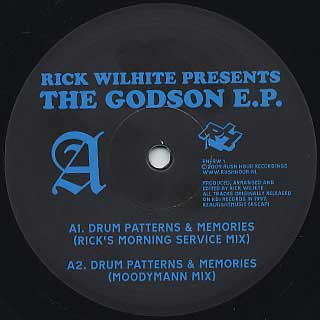 Rick Wilhite / presents The Godson E.P. label