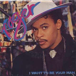 Roger / I Want To Be Your Man(45 w/ Jacket)