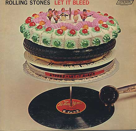 Rolling Stones / Let It Bleed front