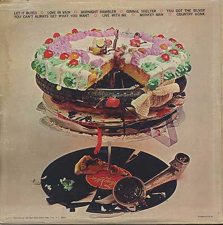 Rolling Stones / Let It Bleed back
