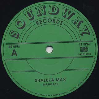 Shaluza Max / Mangase c/w Tabu Ley Rochereau / Hefi Deo