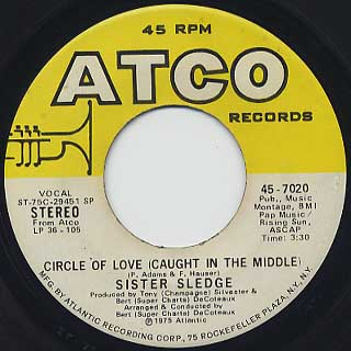Sister Sledge / Circle Of Love(Caught In The Middle)