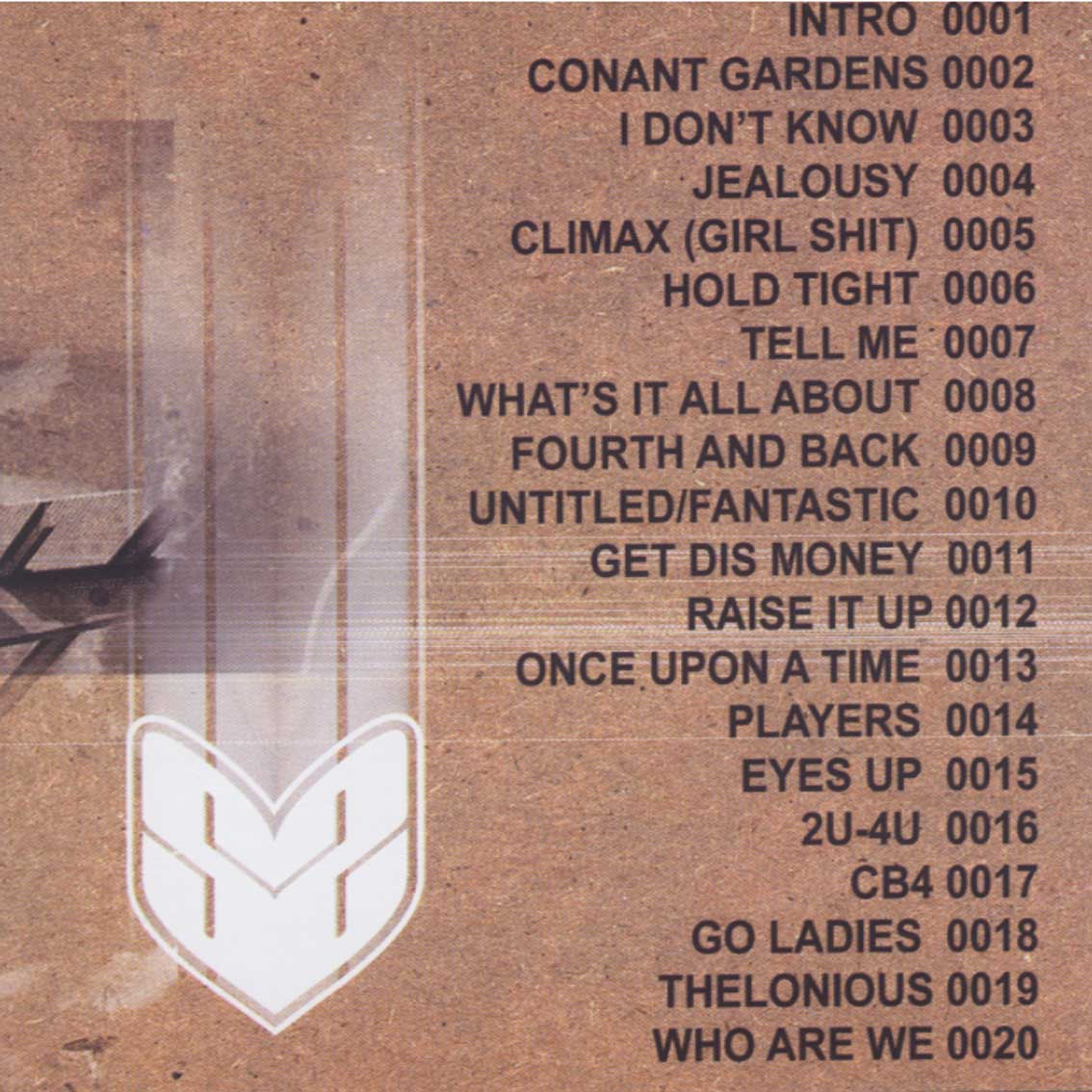 Slum Village / Fantastic Vol.2(CD) back