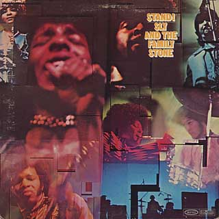 Sly And The Family Stone / Stand!