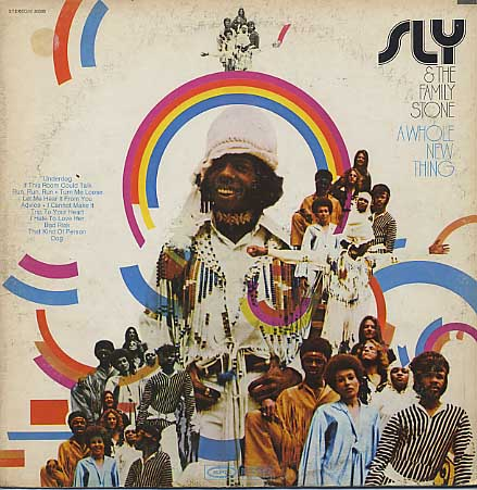 Sly and The Family Stone / A Whole New Thing