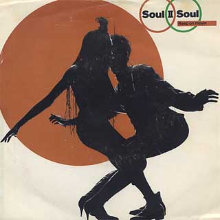 Soul II Soul / Keep On Movin'(w/ Jacket)