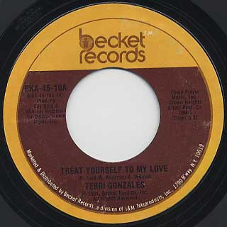 Terri Gonzales / Treat Yourself To My Love