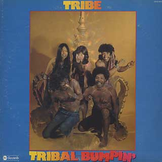 Tribe / Tribal Bumpin' front