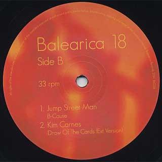 V.A. / Balearica 18 back