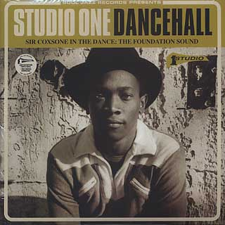 V.A. / Studio One Dance Hall(Sir Coxson In The Dance: The Foundation Sound)