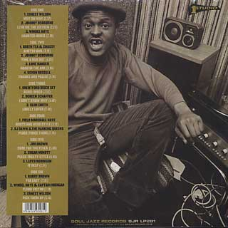 V.A. / Studio One Dance Hall(Sir Coxson In The Dance: The Foundation Sound) back