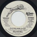 William Bell / Playing Hard To Get(45)-1
