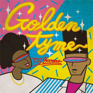 DJ SOOMA / Golden Tyme front