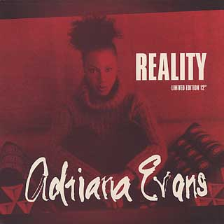 Adriana Evans / Reality front