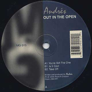 Andres / Out In The Open