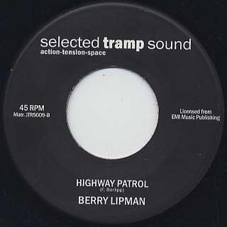 Berry Lipman / Hot Track back