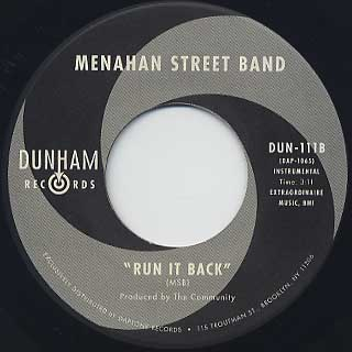 Charles Bradley / Stay Away c/w Menahan Street Band / Run It Back back