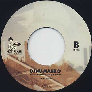 DJ Nu-Mark / Oya Indebure label