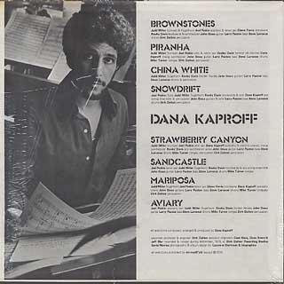Dana Kaproff / S.T. back