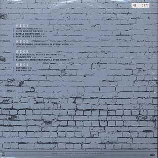 Donny Hathaway / Live At The Bitter End 1971 (2LP/Ltd.4000 Press) back