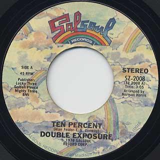 Double Exposure / Ten Percent