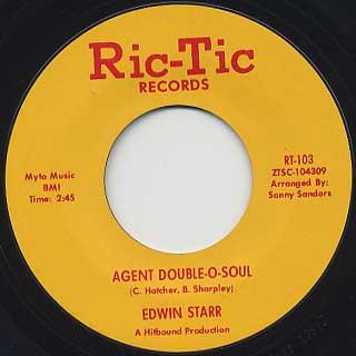 Edwin Starr / Agent Double-O-Soul