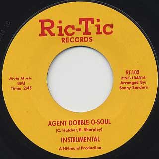 Edwin Starr / Agent Double-O-Soul back